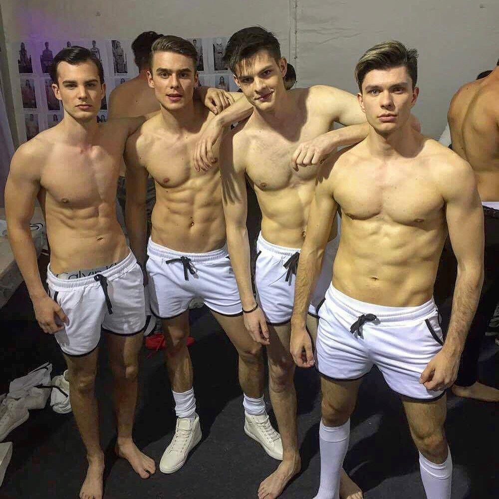 Boys-Czech-Slovak Slovak Boys In White Shorts -6735