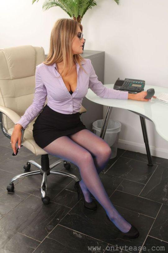Hot ladies in stockings