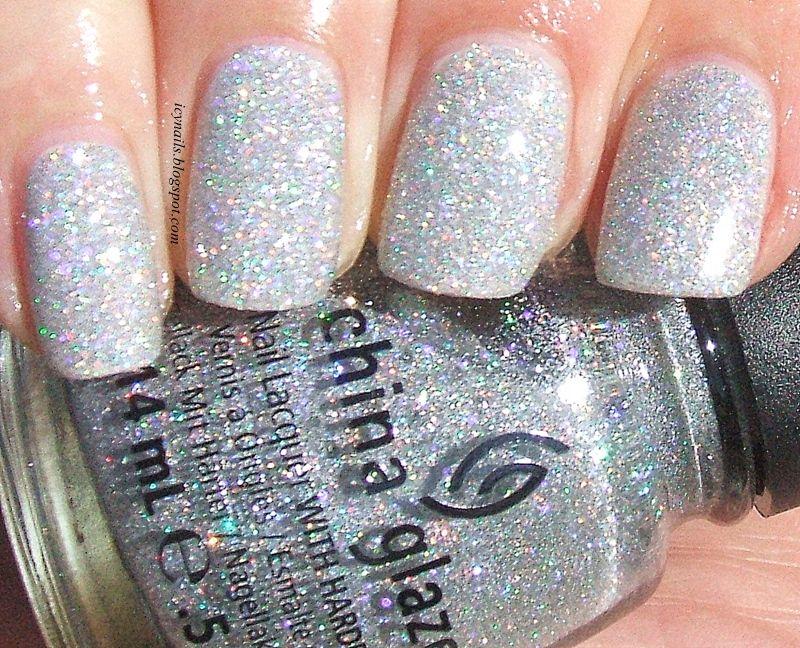 China Glaze Fairy Dust | Nailed It | Pinterest | China glaze, Makeup ...