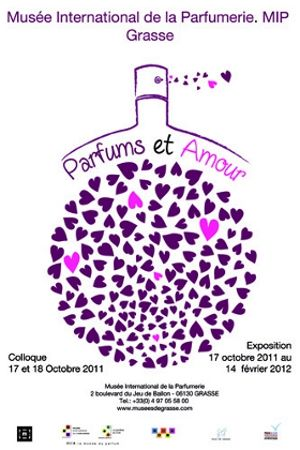 Exposition Parfums et Amour - Version France