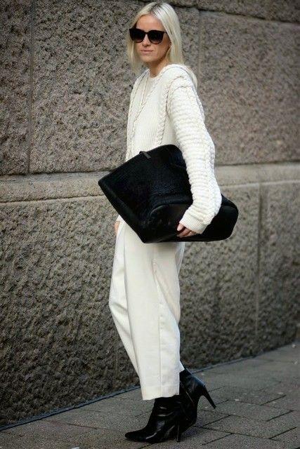 Fashion Cognoscente: Fashion Cognoscenti Inspiration: Grey Days