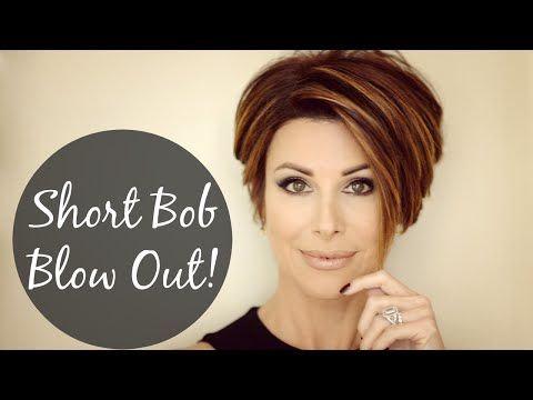 15 Of The Best Short Hairstyle Tutorial Videos On Youtube Short Hair Tutorial Short Hair Styles Hair Styles