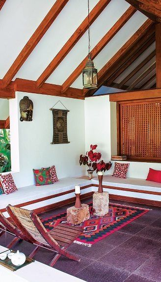Simple tropical house design houses ethnic home decor indian also best images diy ideas for rh pinterest