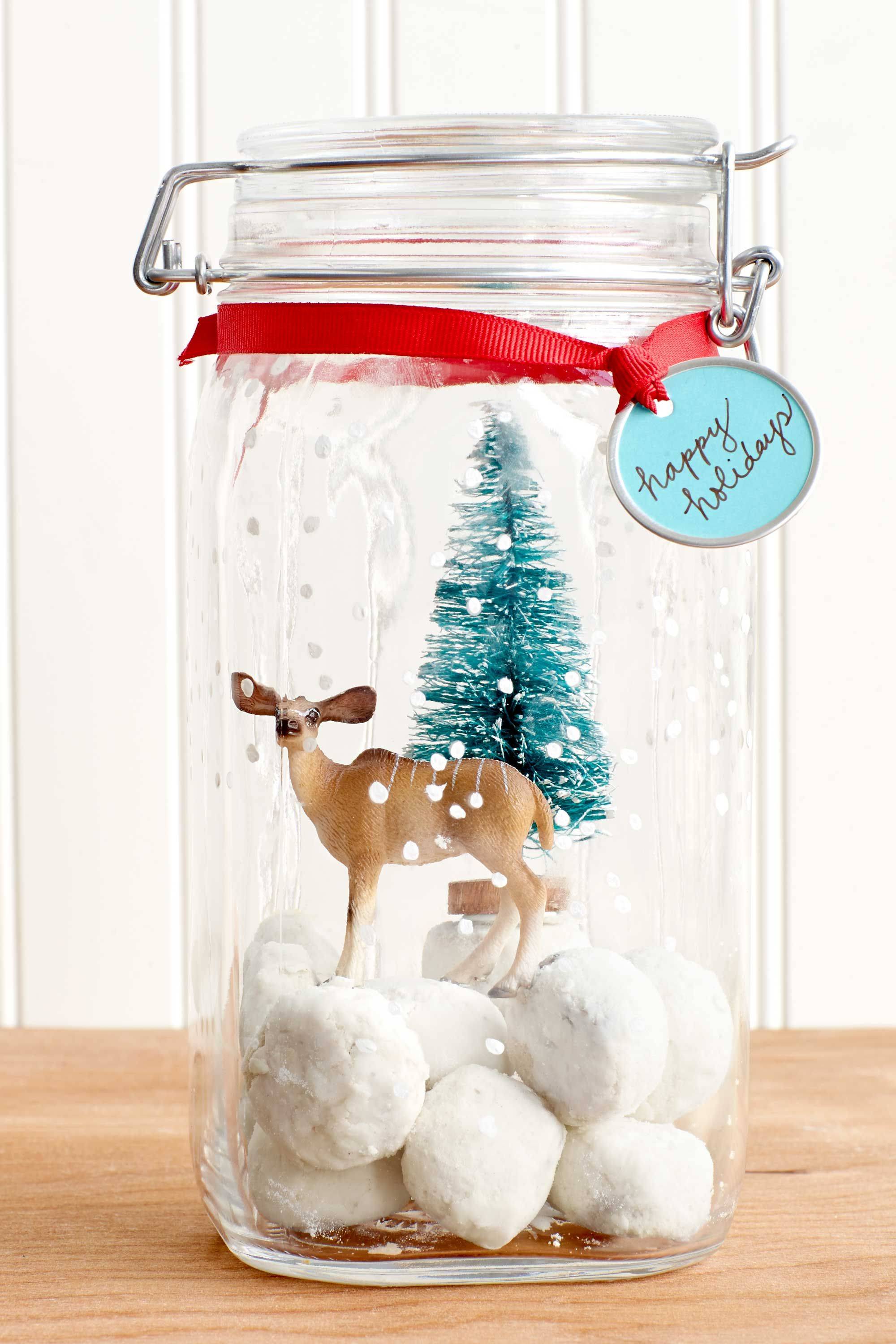 How To Decorate A Cookie Jar 50 Homemade Food Gifts For The Holidays  Jar Christmas Baking