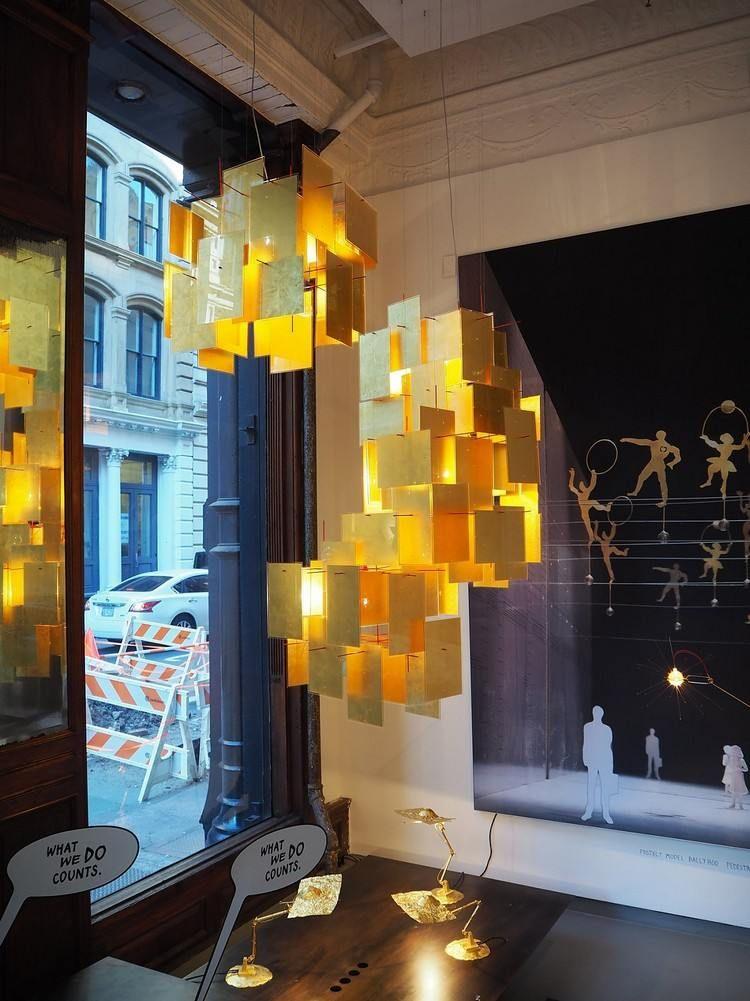 30 modèles de lampes design hors du commun du0027Ingo Maurer - modele de salle a manger design