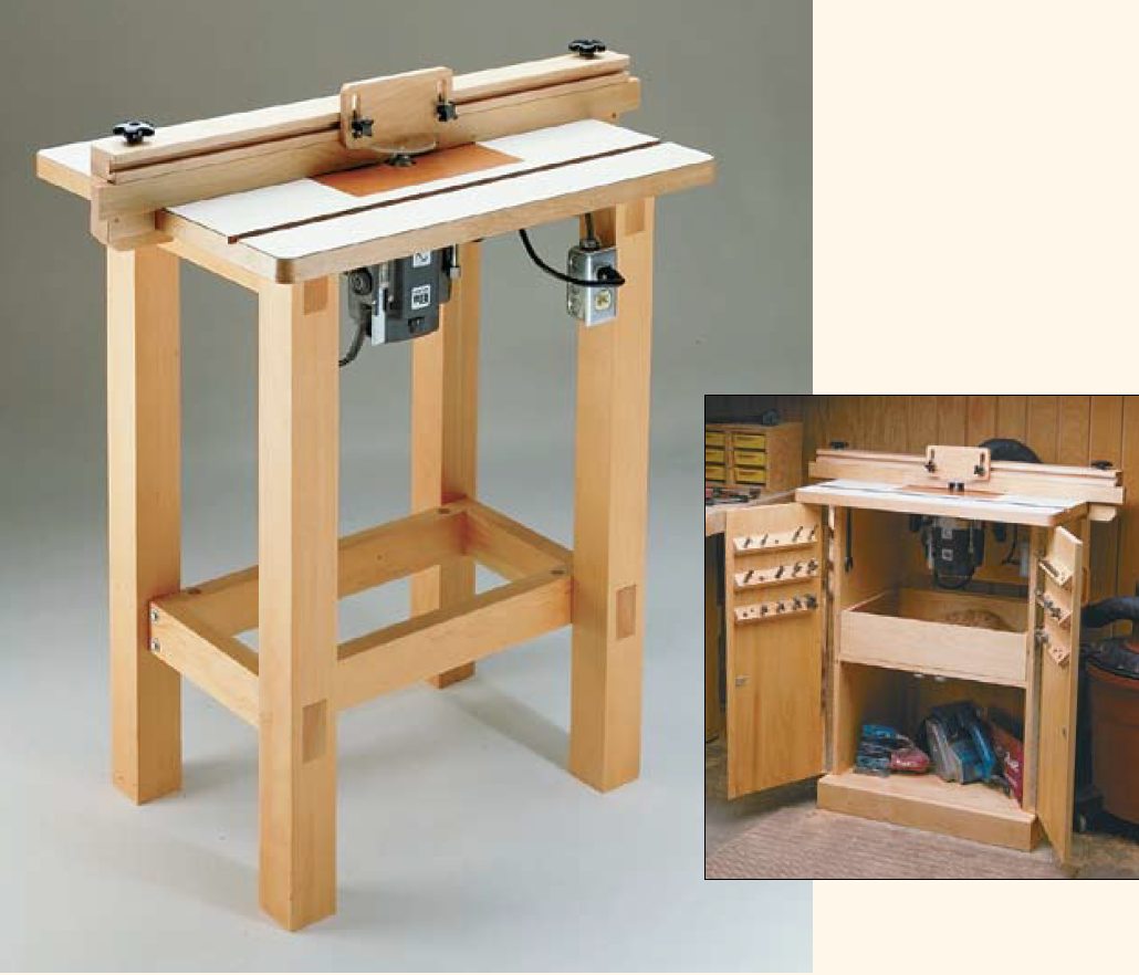 Router table woodsmith plans pinterest router table and shop ideas free router table plans so you can diy your own router for your woodworking shop these plans include photos diagrams and step by step instructions greentooth Gallery
