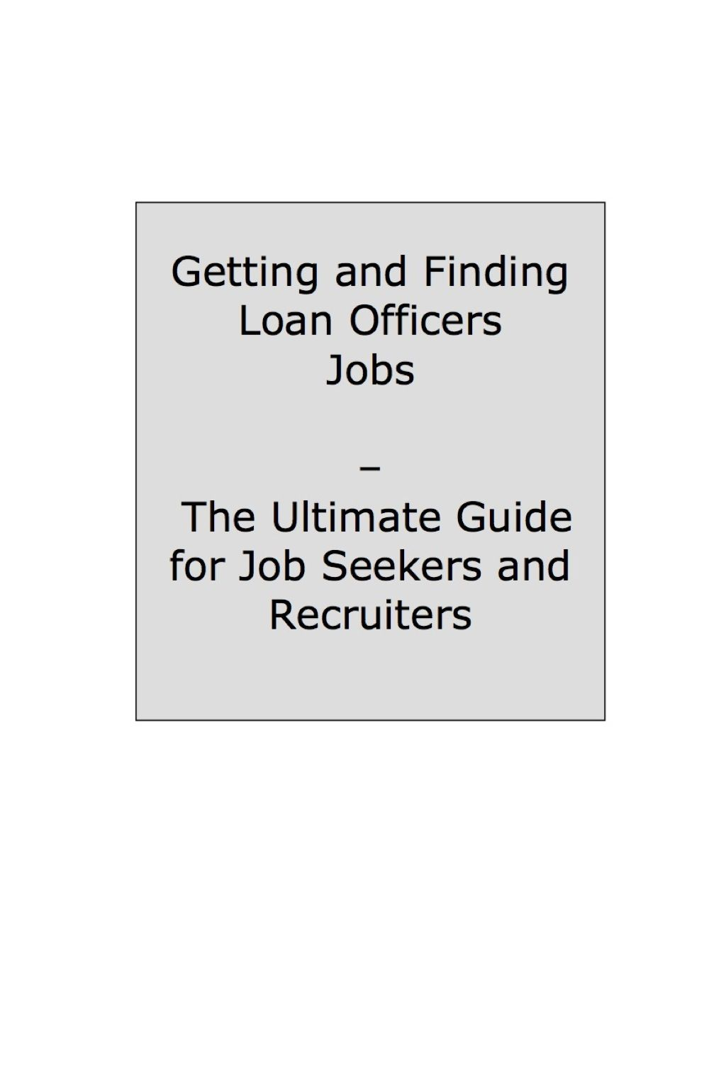 Loan officer retail personal banker mortgage loan officer