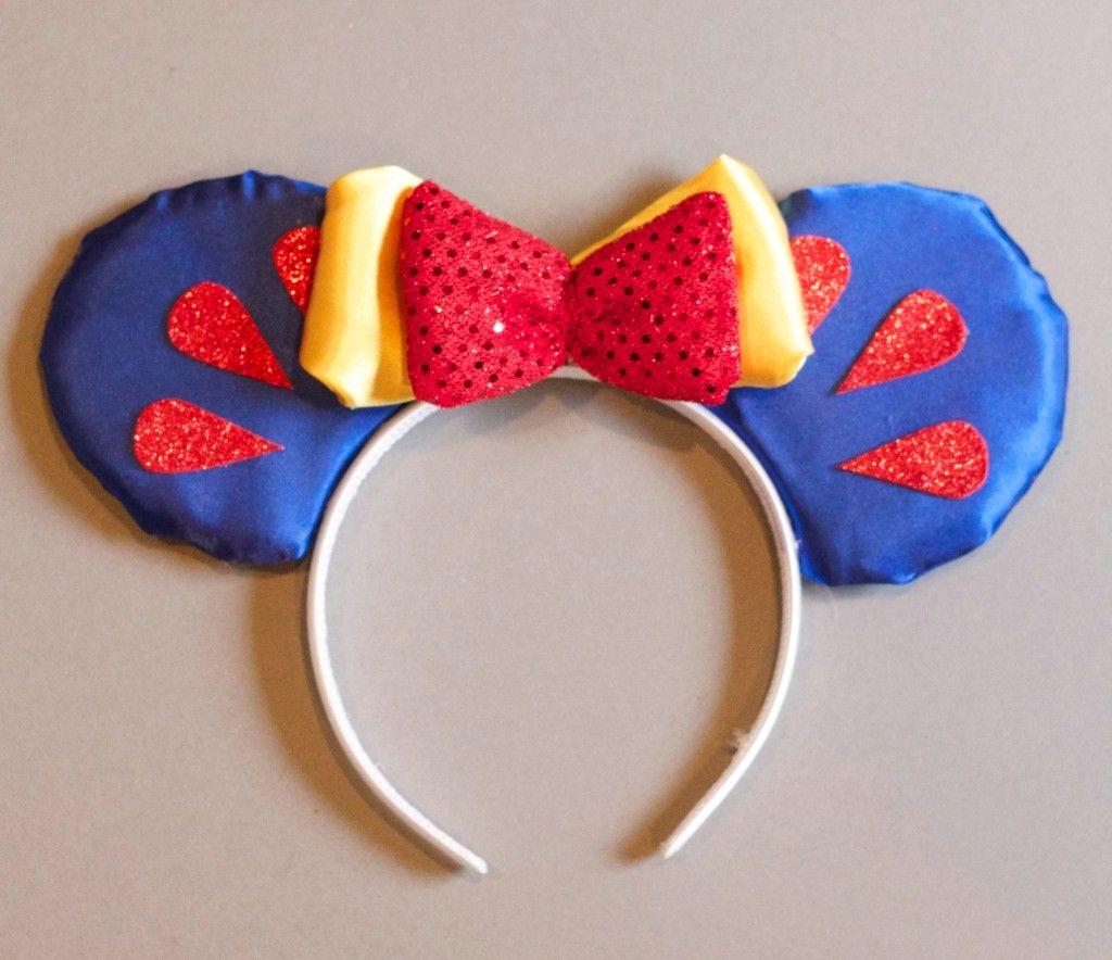 DIY Disney Mickey Ears