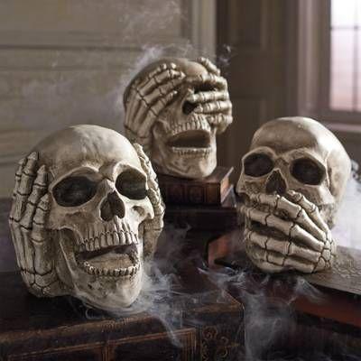 Sorceress Skull Framed Mirror in 2018 Holiday Pinterest