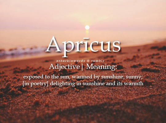 words for sunshine in other languages