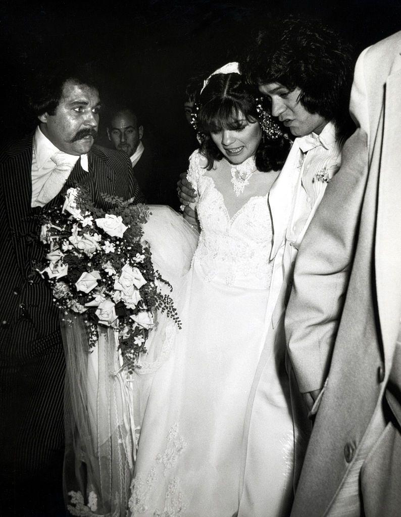 Pin On Celebrity Weddings 1900 1999