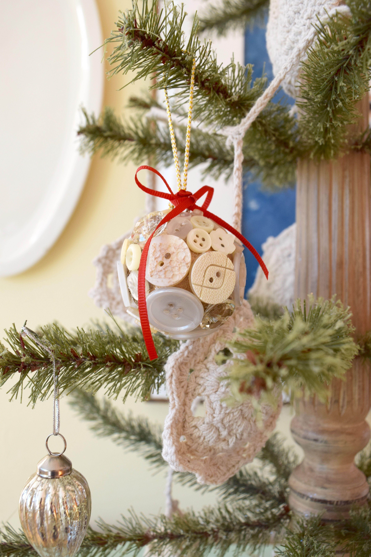 DIY Christmas Ornament Blog Hop DIY Christmas