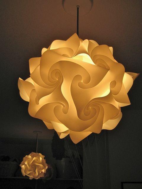 Great light fixture: http://imgur.com/a/x9x3y