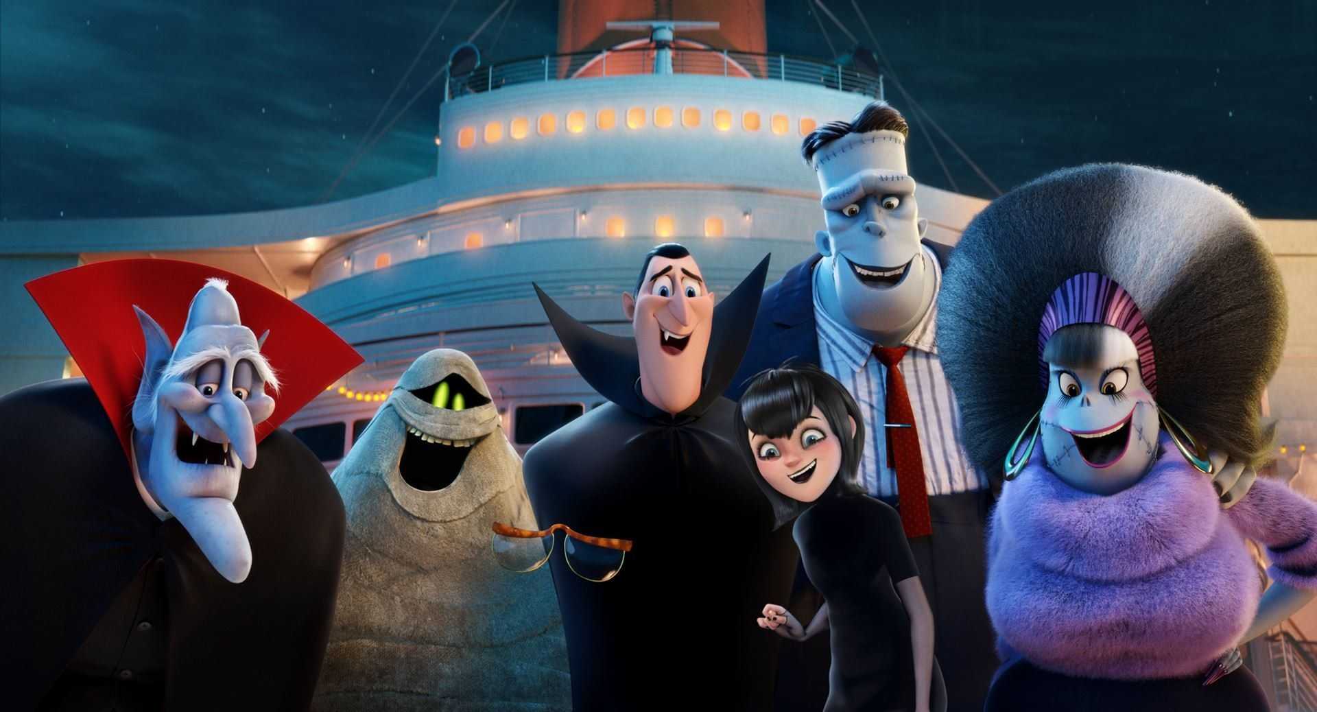 Download Hotel Transylvania 3: Summer Vacation Full-Movie Free