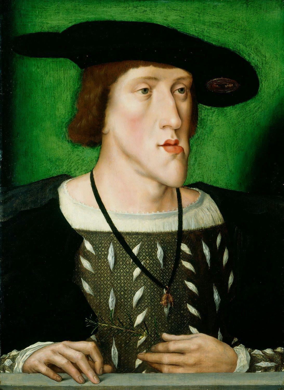 Royal Flemish School Charles V C 16