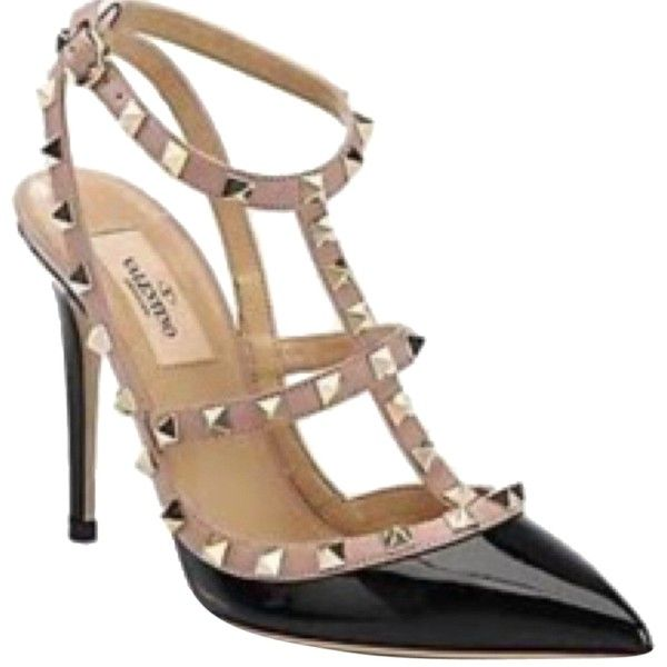 Pre-owned - Patent leather heels Valentino 7W7KlQD