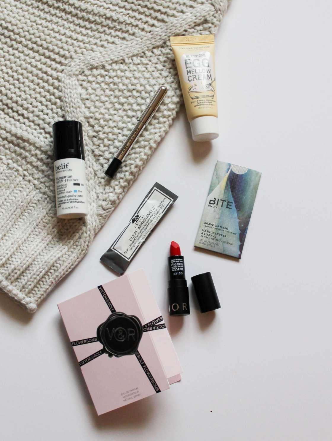 Sephora Samples Stash Sephora, Beauty blogger, Beauty blog