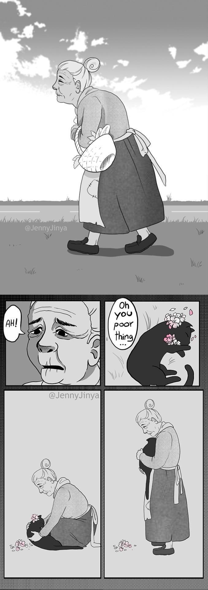 good morning beloved Black cat comics, Cat comics