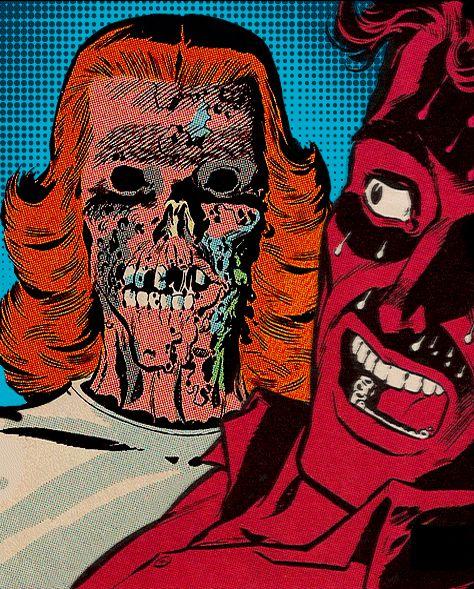 Essay about pop art zombie