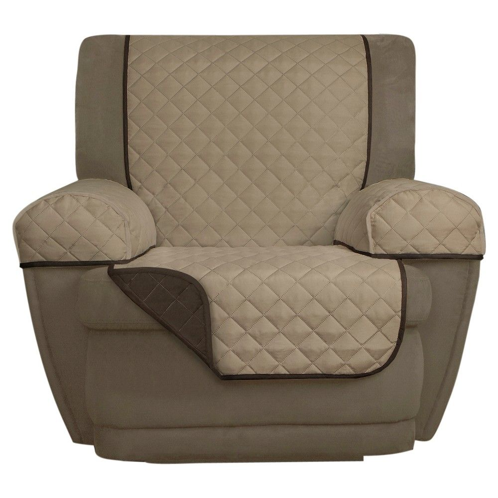 MAYTEX..REVERSIBLE..RECLINER// CHAIR..PET COVER..BROWN..NEW