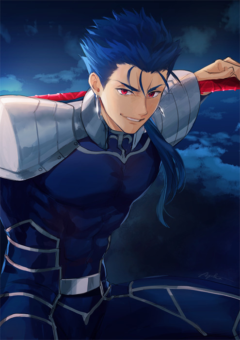 Lancer in 2020 Fate stay night anime, Anime, Fate stay night
