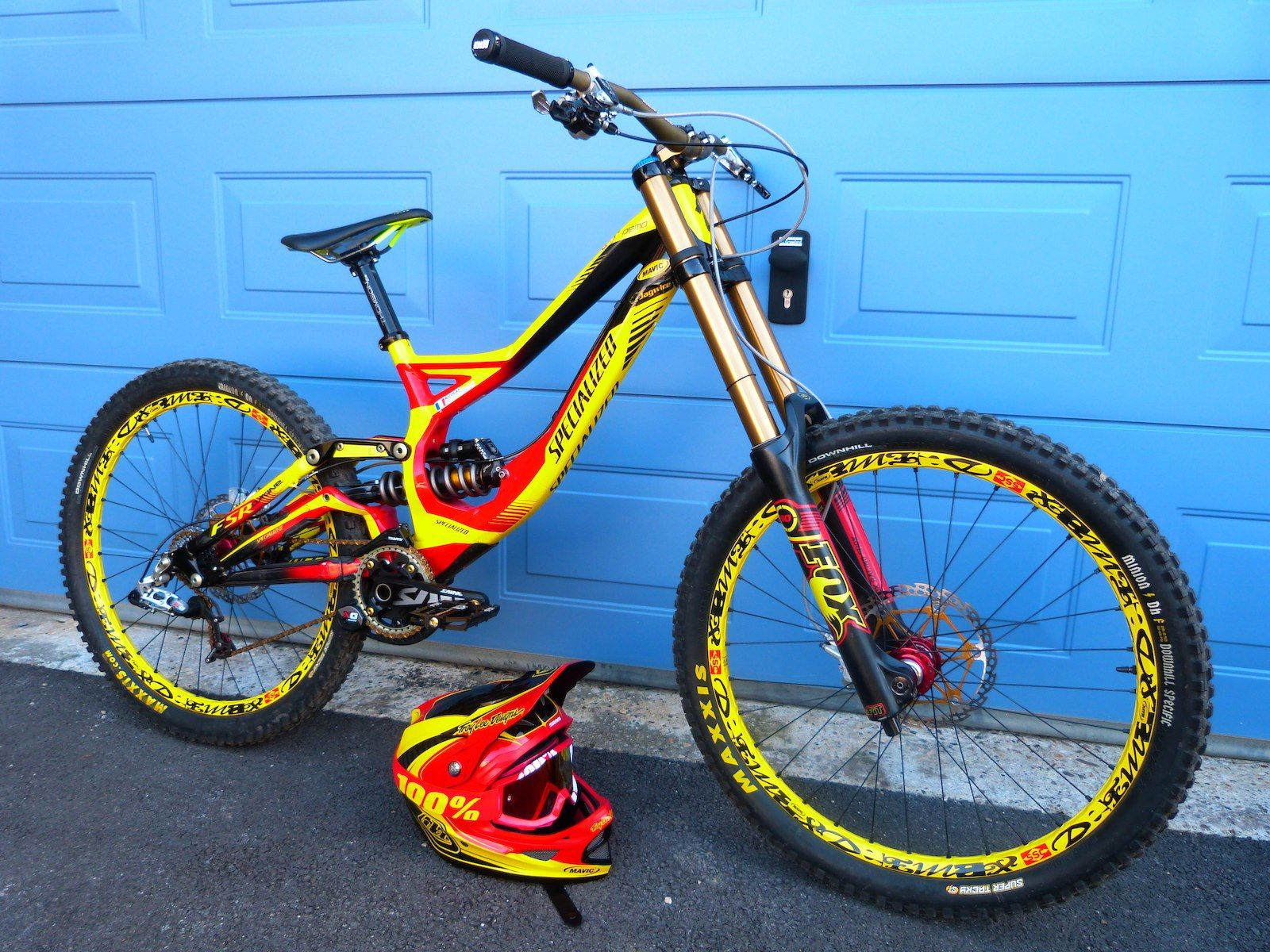 Specialized / Demo 7, 8 et 9