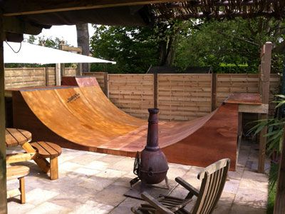 Contact skateboard ramps by ShawBoard pro skate ramps ...