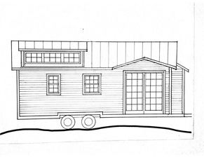 Picture Wishbone Tiny Homes Name: Sheets Length: Style: Craftsman Features: Rock  Climbing Wall To Loft, Use Of Clientu0027s Couch, Full Size Tub, Side Entry.