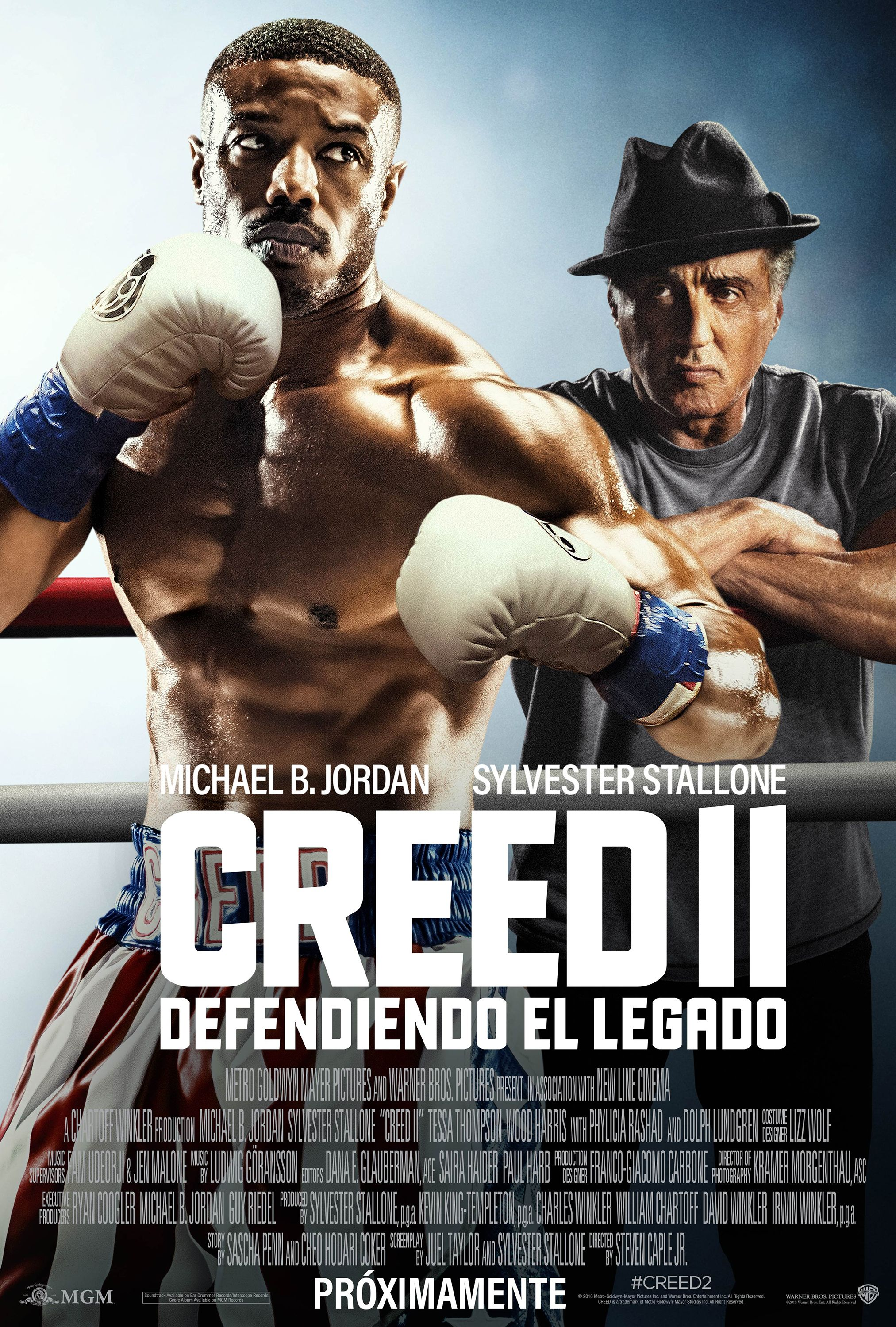 creed 2 full movie free online