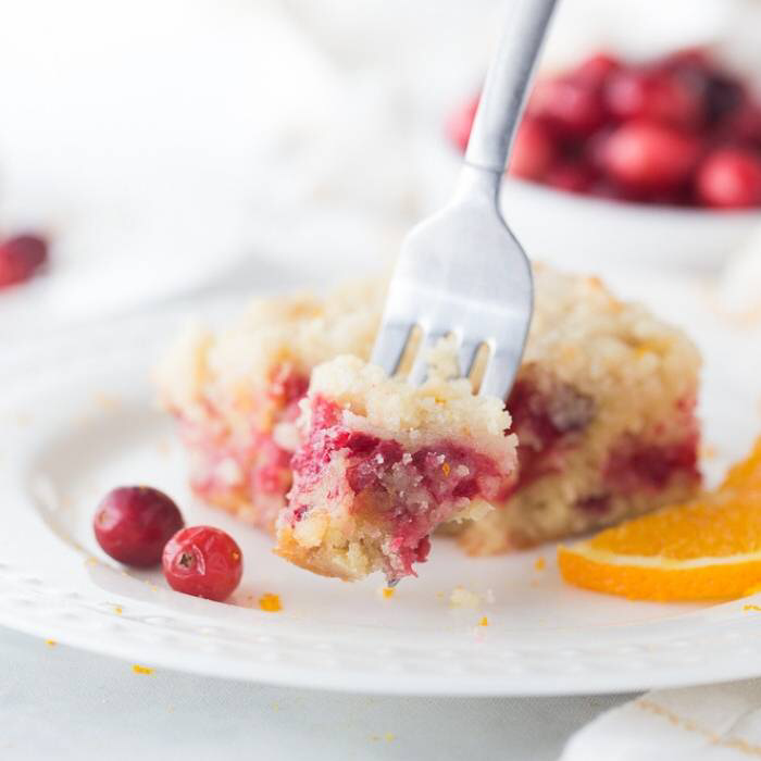 Cranberry Orange Buckle Cake Is The Must Have Holiday ...