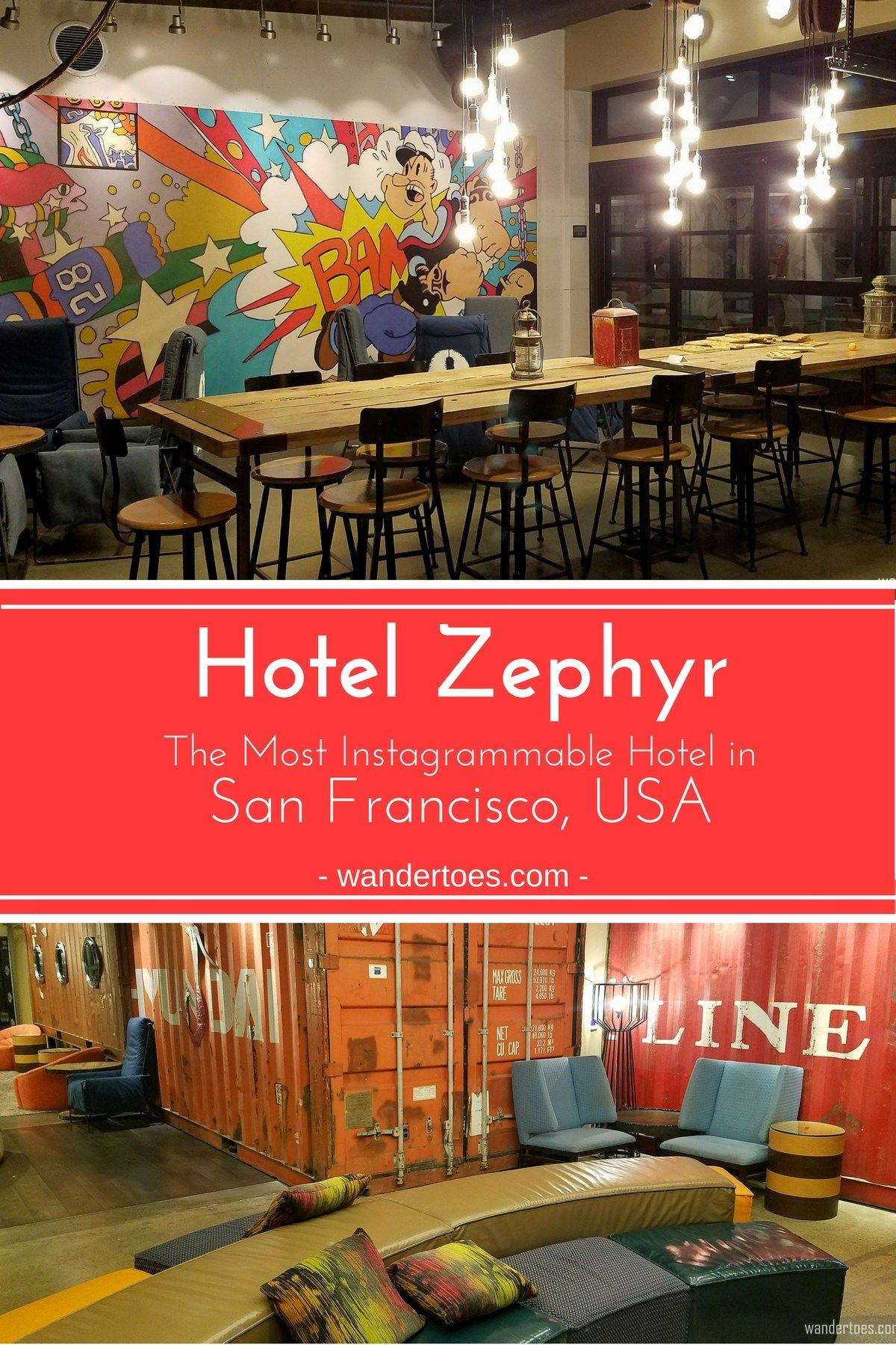 Hotel Zephyr San Francisco Review With Images North America