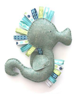 Seepferdchen (ohne Anleitung)