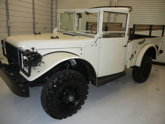 1952 Dodge M37 For Sale Front Three Quarter View | Redneck ...