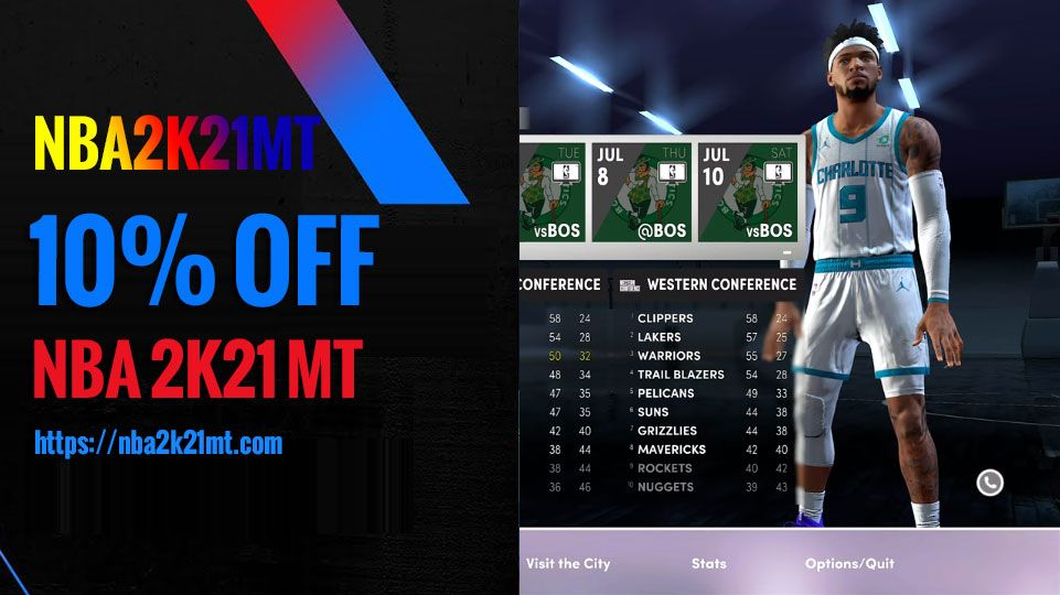 NBA 2K Myteam MT Selling