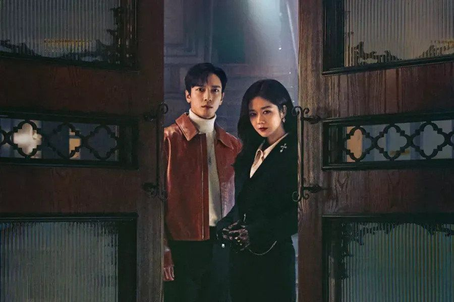 CNBLUE's Jung Yong Hwa And Jang Nara Specialize In Dealing With Ghosts In Upcoming Drama Poster