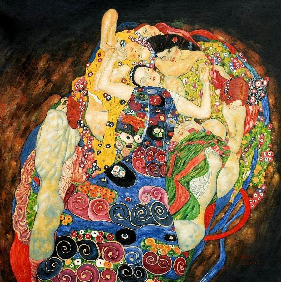 Gustav Klimt, Virgin