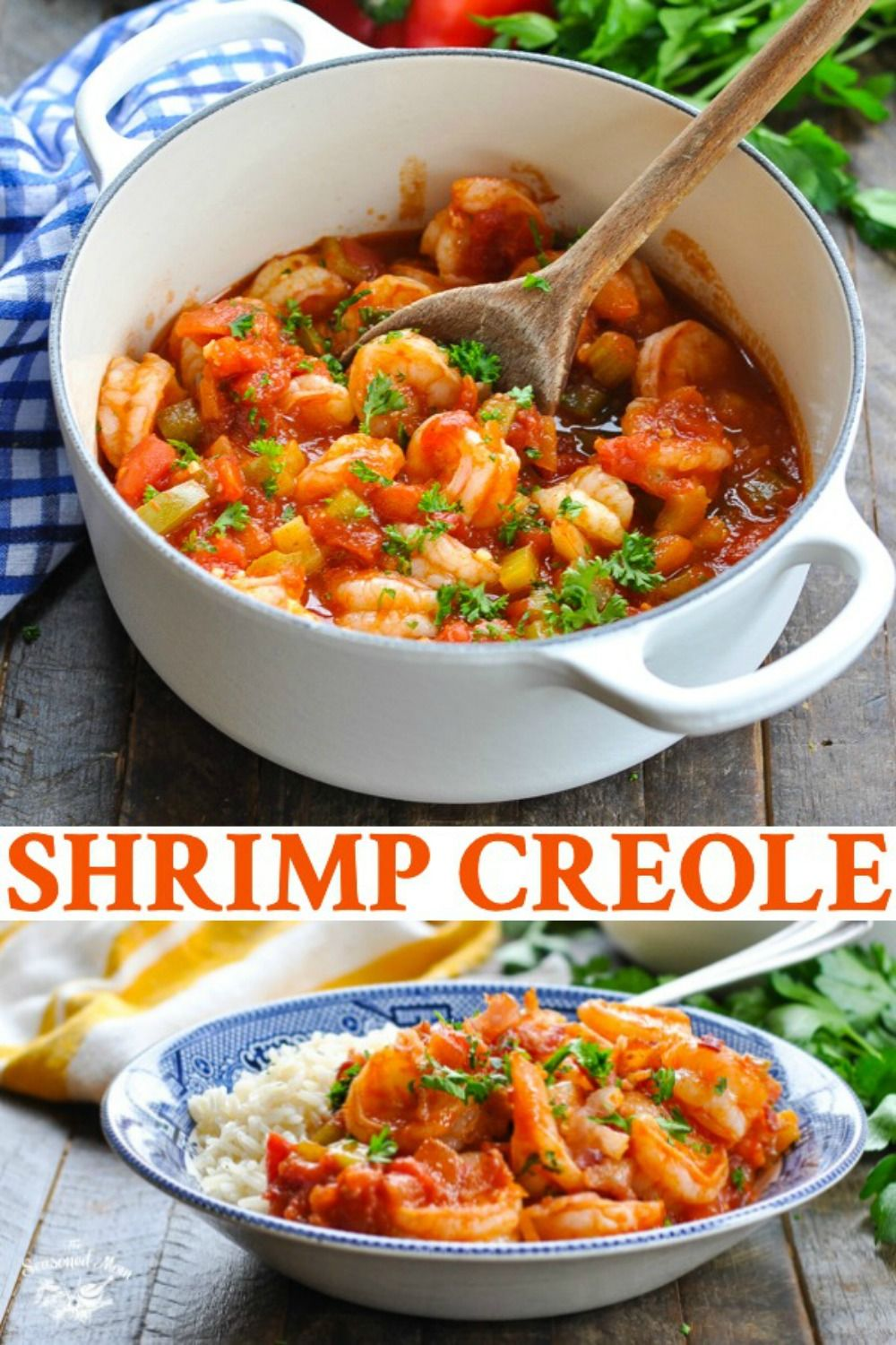Easy Shrimp Creole images