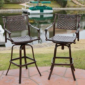 Merveilleux Find Patio Barstools At Wayfair. Enjoy Free Shipping U0026 Browse Our Great  Selection Of Patio