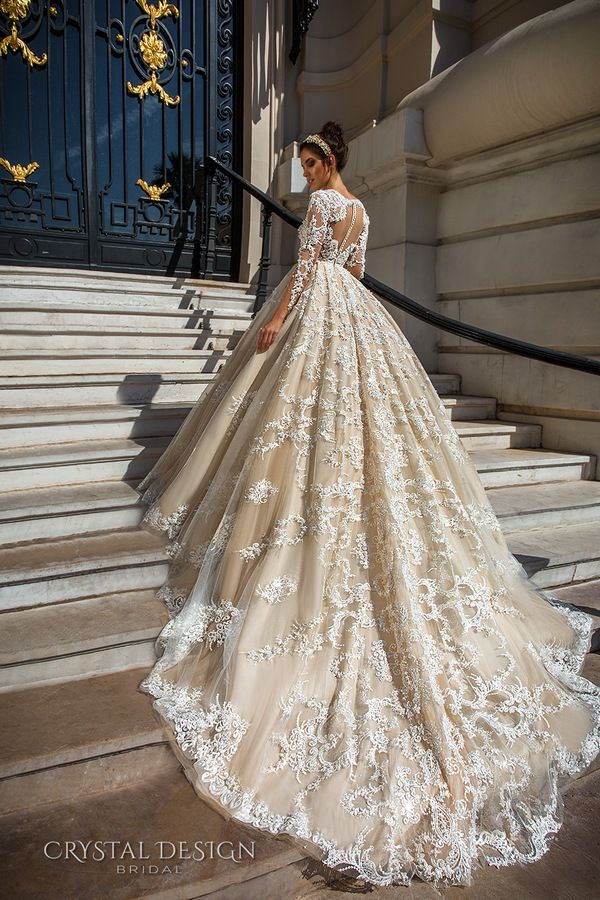 Crystal design haute sevilla couture wedding dresses for Haute couture gowns
