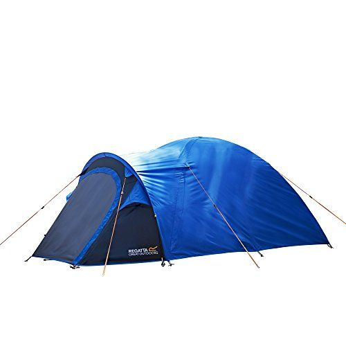 Regatta Great Outdoors Kivu 2 Man Dome Tent One Size Oxford BlueGrey ** For more  sc 1 st  Pinterest & Regatta Great Outdoors Kivu 2 Man Dome Tent One Size Oxford ...