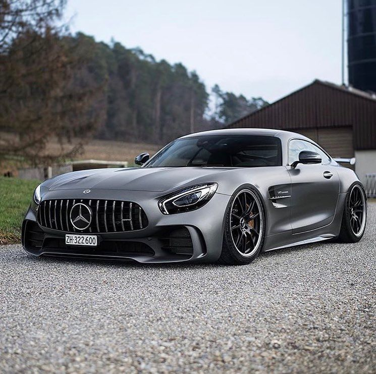 "Best Luxury Cars Mercedes Benz Amg: Mercedes🇩🇪 On Instagram: ""AMG GTR ///AMG"