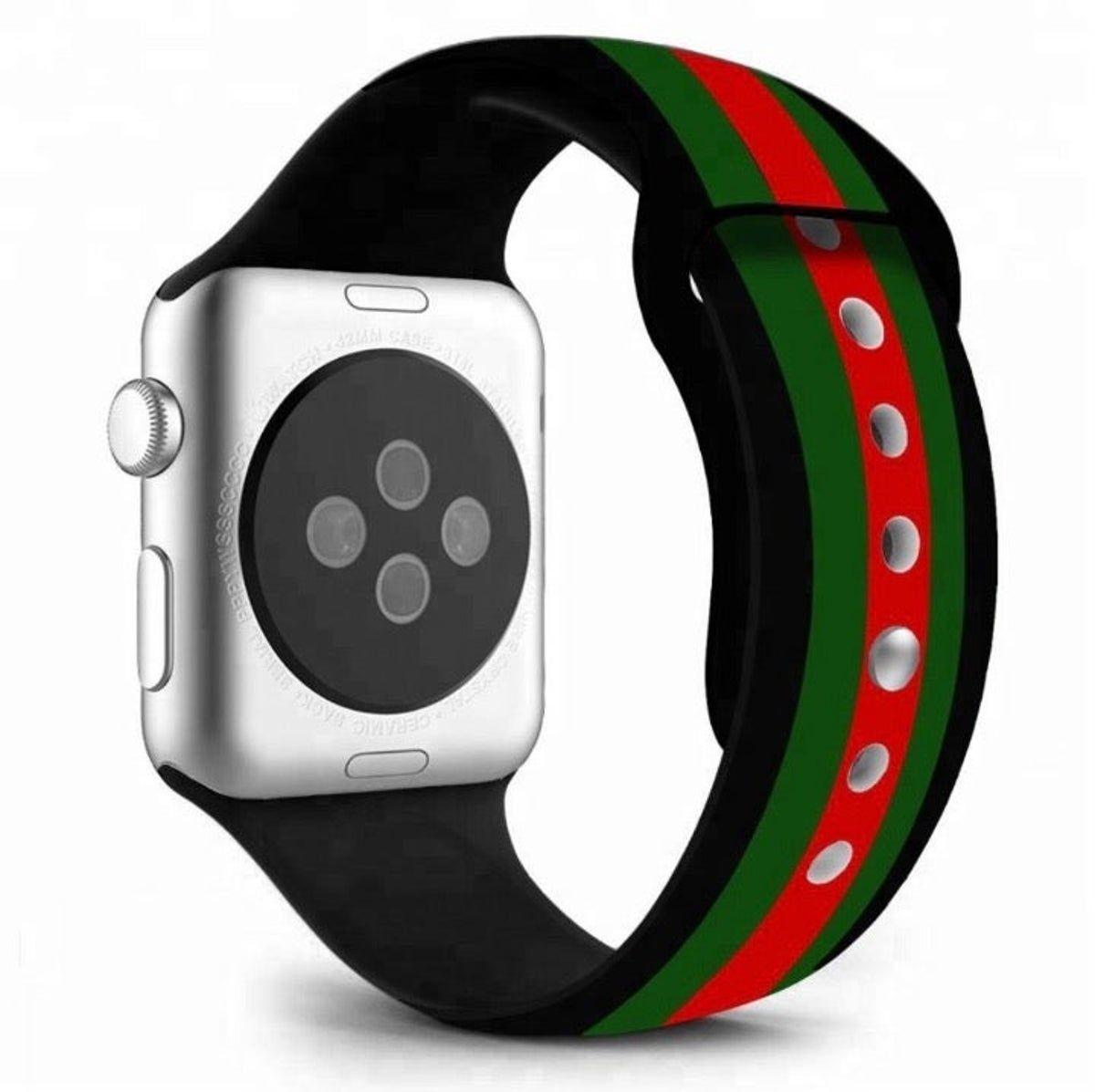 Gucci YA126410 Men's GTimeless Two Tone Date Bracelet