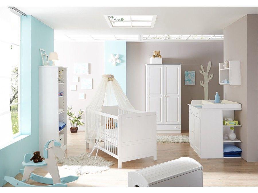 Babyzimmer Design babyzimmer moritz 5 teilig kiefer weiß babyzimmer babyzimmer