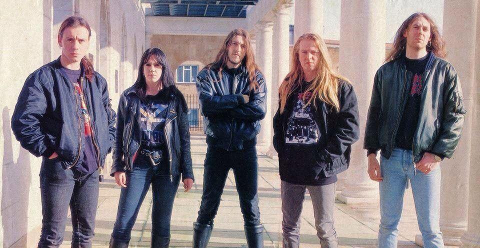 Bolt thrower death metal metal albums thrash metal