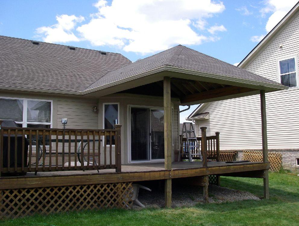 Roof Over Deck Nz Home Ideas