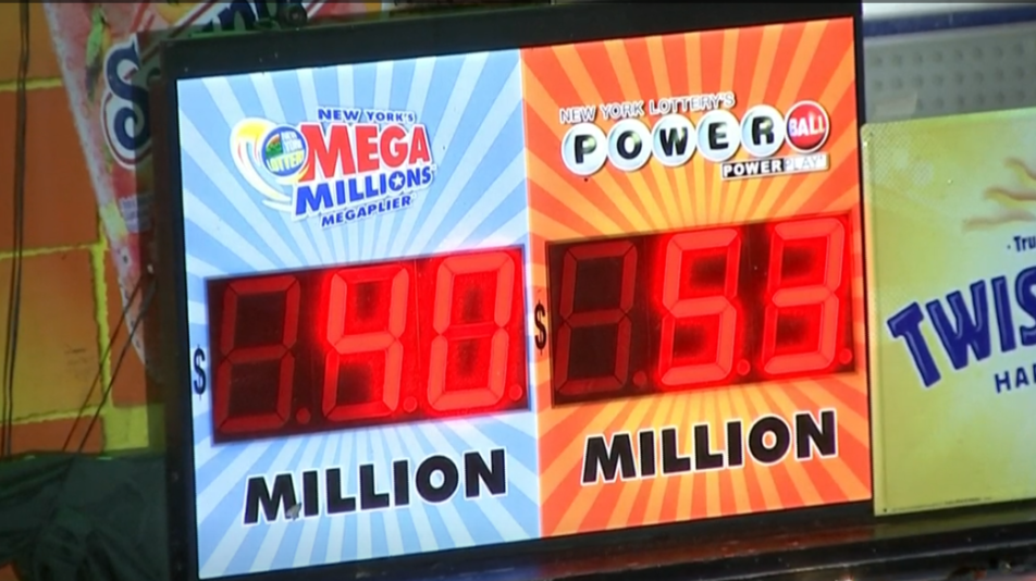 Winning lottery ticket sold in New York for $425 million jackpot - KSBY San Luis Obispo News  Winning lottery ticket sold in New York for $425 million jackpotKSBY San Luis Obispo News  Winning $425M Mega Millions ticket sold on LINewsday  Winning ticket sold for $425 million New Year's jackpotCNN  Here's the tax bite on that $425 million Mega Millions jackpotCNBC  Employee finds out winning Mega Millions lotto ticket was sold at his storeGlobal News  View full coverage on Google News  #food