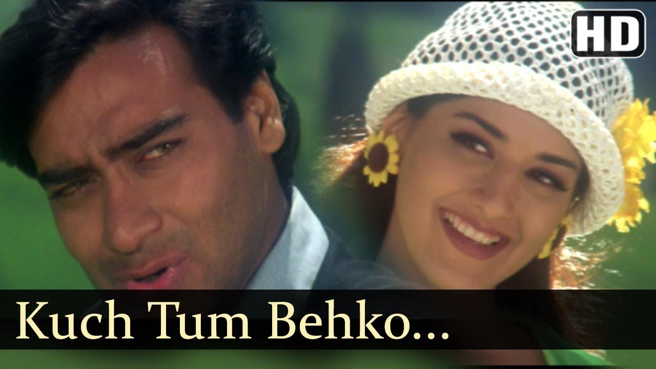 Kuch Tum Behko Diljale Songs Ajay Devgan Sonali Bendre Kumar San Songs Epic App Romantic Songs