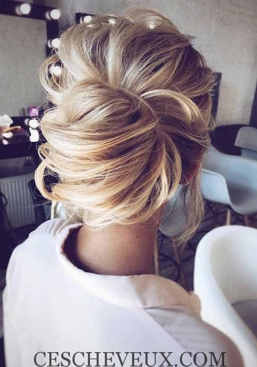 Coiffure Cheveux Long Temoin Mariage Le7emecontinent