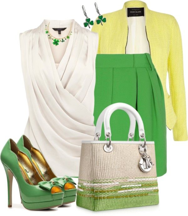 """""""St. Patrick's Day"""" by averbeek on Polyvore"""