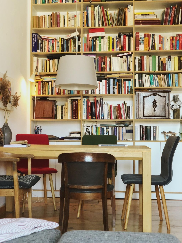 Bücherregal So Wird Es Zum Blickfang Haus Interieurs Haus Bücherregal